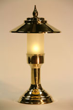 New York Lamp (B8) LED Candle